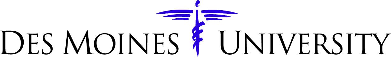 Des Moines University logo