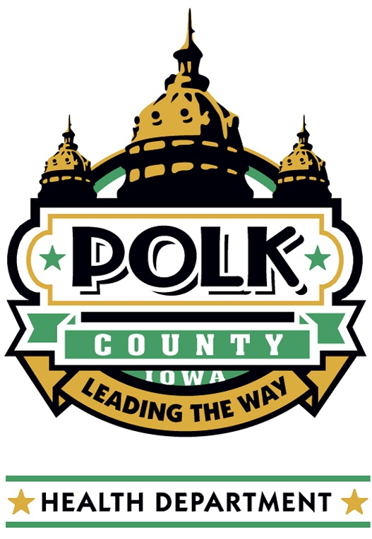 Polk County Health Department Logo